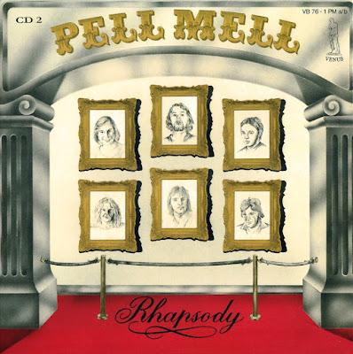 Pell Mell ~ 1975 ~ Rhapsody