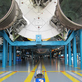 Elizabeth -  First trip to NASA