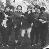11.1971г. Куш-Кая. Старые женщины альпсекции.