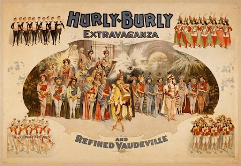 What is Vaudeville?
