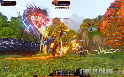Những hình ảnh cận cảnh về MMORPG ASTA 8