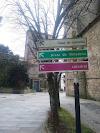 Todos los Caminos a Santiago de Compostela