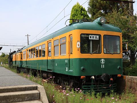 新潟交通電車線 モハ11形 その1