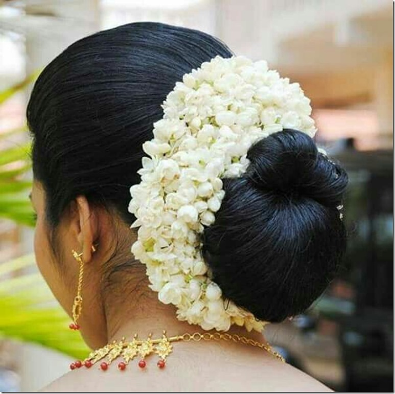 Indian Wedding Hairstyles (43)