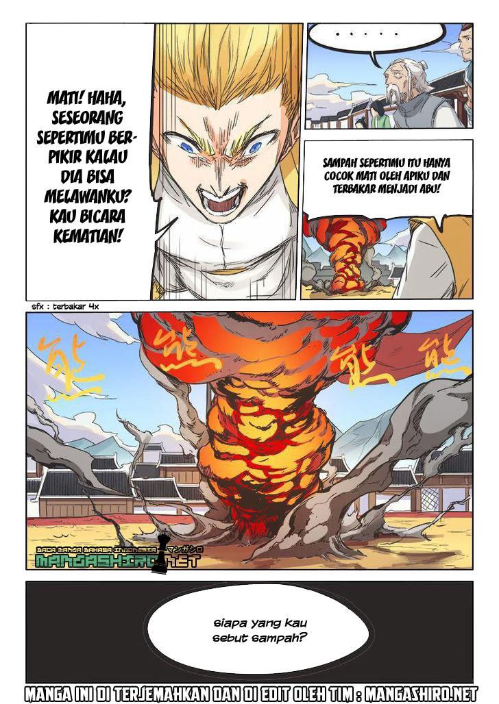 Baca Manga Star Martial God Technique Chapter 100 Komik Station