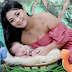 Bebê nasce com anticorpos contra Covid-19 em Manaus
