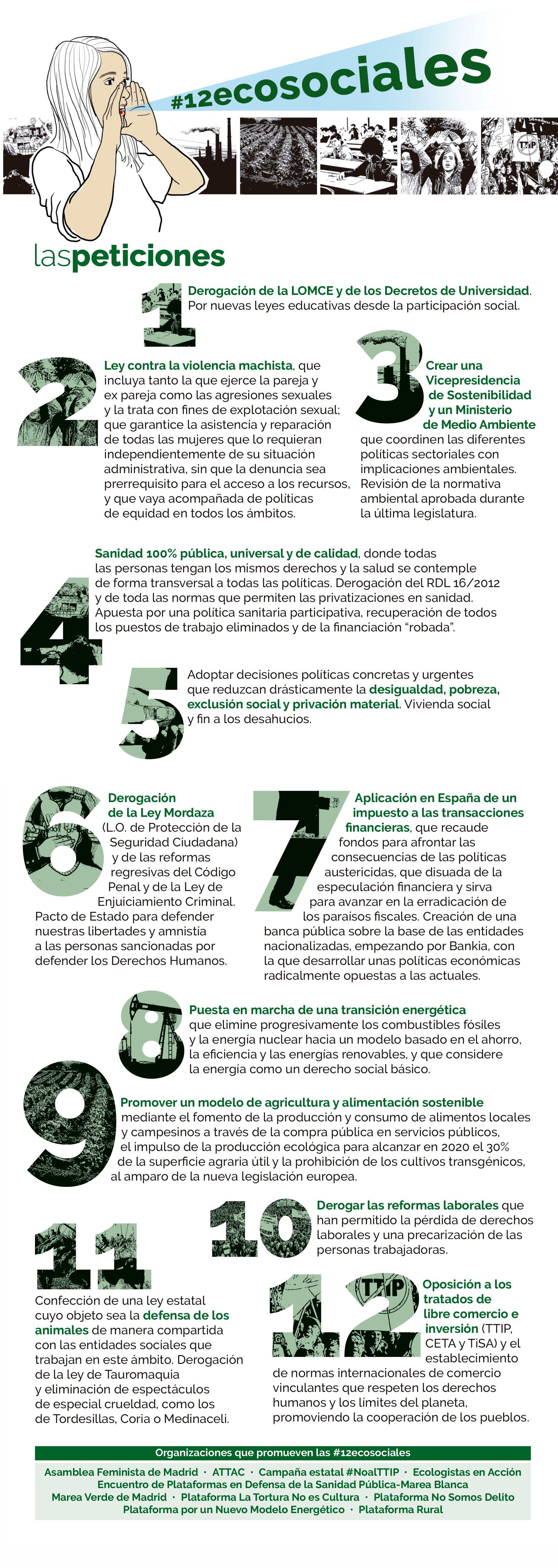 NOTICIAS INTERESANTES 12ecosociales