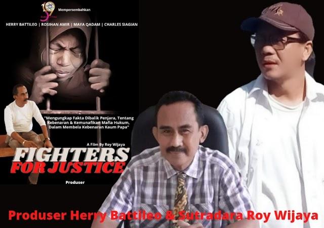Aktor & Produser Film Fighter For Justice Makin Serius