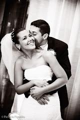 Foto 1133pb. Marcadores: 11/09/2009, Casamento Luciene e Rodrigo, Rio de Janeiro