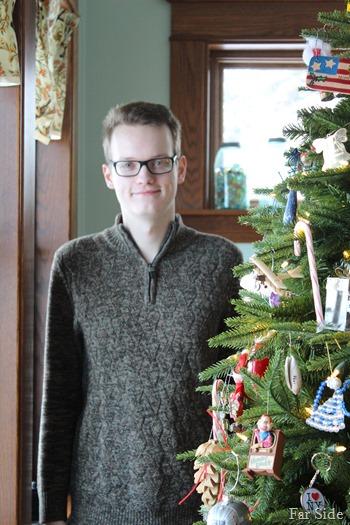 Noah Christmas 2018