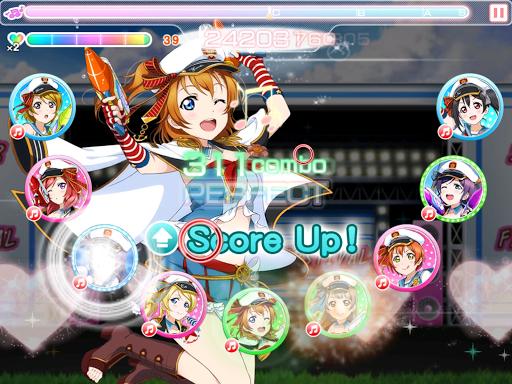 Love Live! School idol festival - u97f3u6a02u7bc0u594fu904au6232 7.1.0 screenshots 21