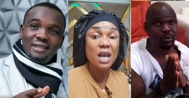 Actor Yomi Fabiyi Finally React as Nigerians mercilessly drag him over Baba Ijesha movie 'Oko Iyabo'