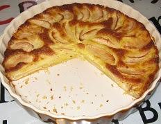 Recette de la Tarte niçoise aux pommes