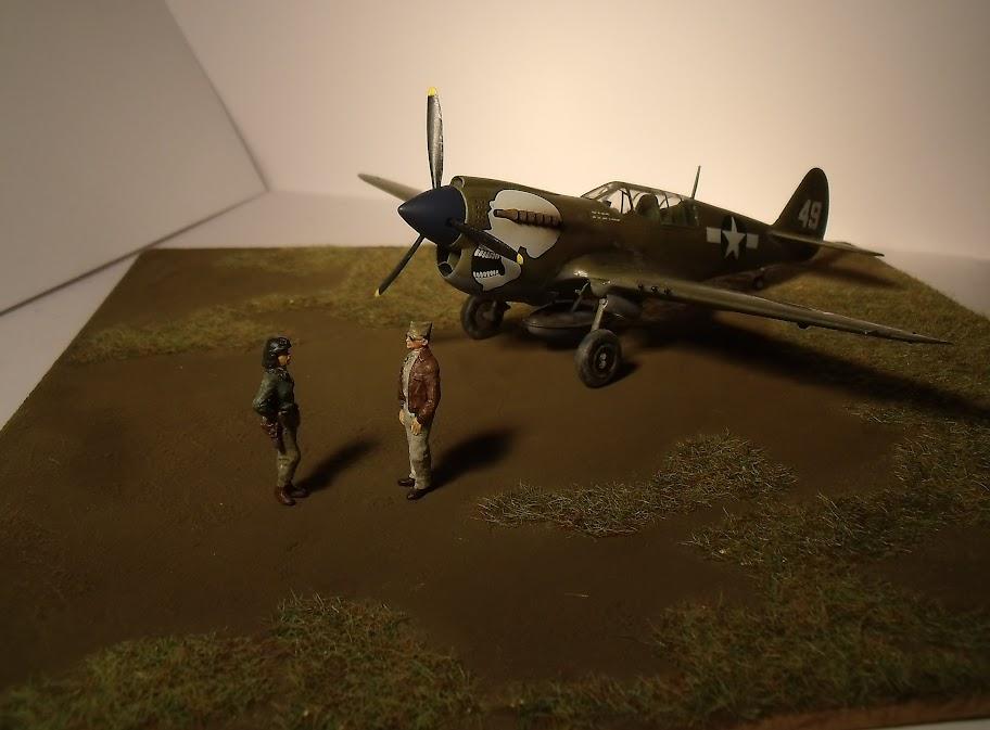 [Hasegawa] Curtiss P-40N Warhawk GEDC1237