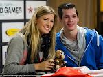 Eugenie Bouchard - BNP Paribas Fortis Diamond Games 2015 -DSC_8572.jpg