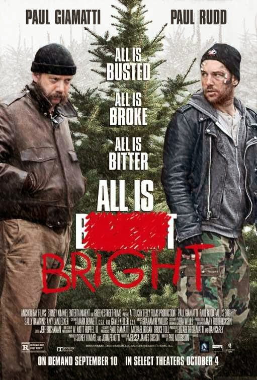 Poster Of English Movie All Is Bright (2013) Free Download Full New Hollywood Movie Watch Online At Alldownloads4u.Com