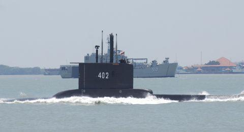 Kapal Selam Dirancang untuk Bersembunyi, Bagaimana Mencari Nanggala-402?