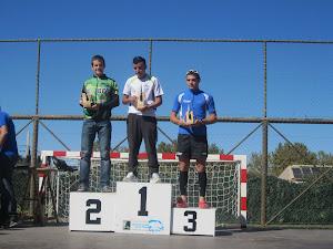 Dani Tristany, tercer a la Cursa de Tivisa