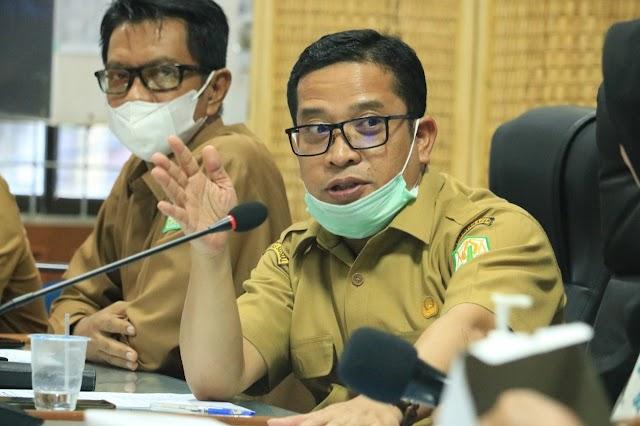 Konsultasi Penyaluran Bansos Covid-19, Anggota DPRD Langkat Lakukan Kunker ke Dinsos Aceh