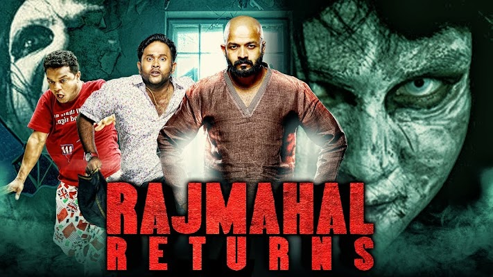 Poster Of Rajmahal Returns Full Movie in Hindi HD Free download Watch Online 720P HD