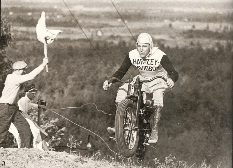 Racing With Harley Davidson Vintage Everyday