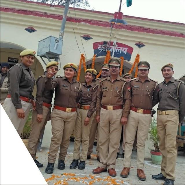 जौनपुर में धूमधाम से मनाया गया 72वां गणतंत्र दिवस, चहुंओर लहराया तिरंगा