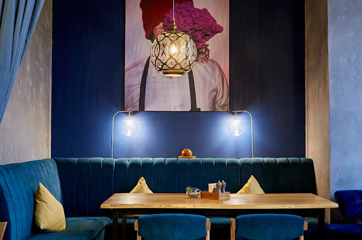 Фото №1 зала Cafe-bar Dilly
