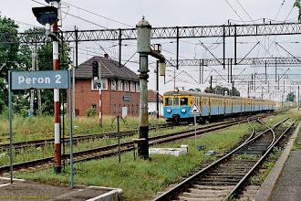 Photo: EN57-1129 {Kowalewo Pomorskie; 2003-07-07}