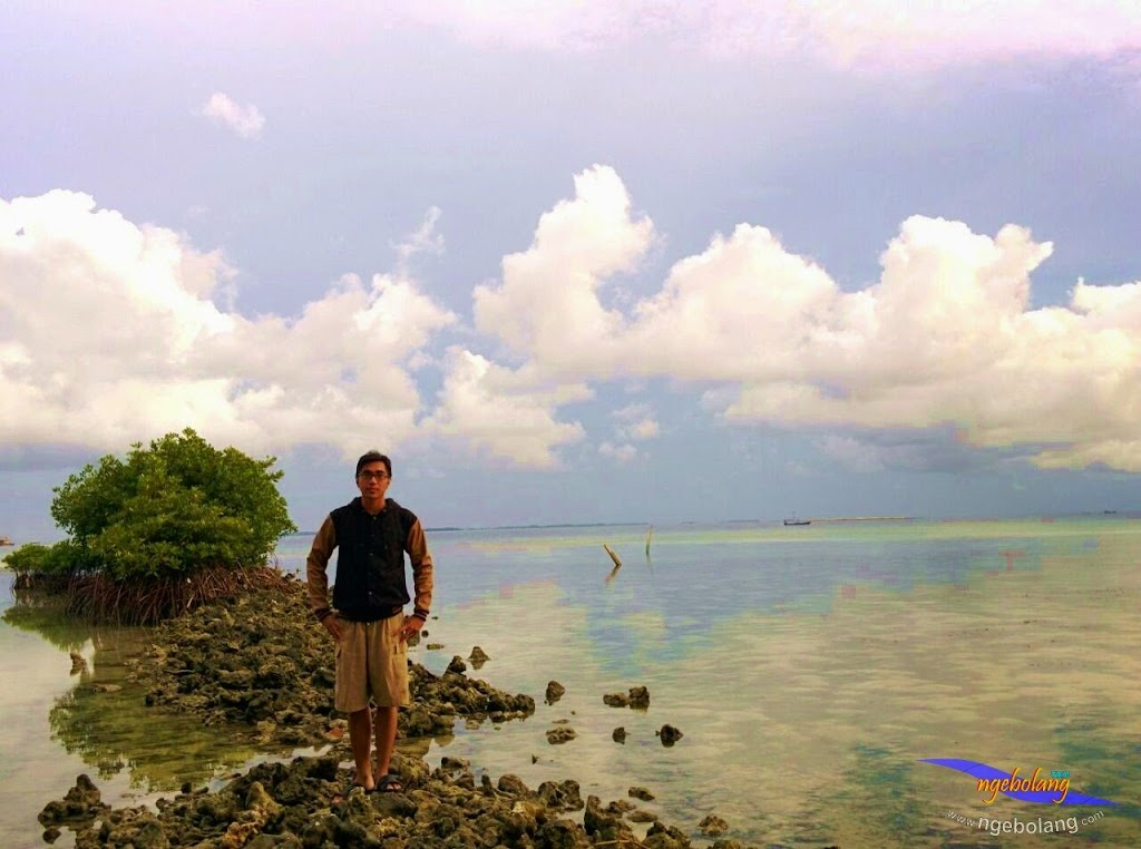 pulau pramuka, 1-2 Meil 2015 hp  10