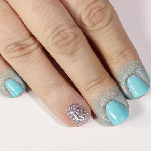 Kiara Sky Dip Powder System Natural Nails