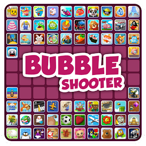 Bubble Shooter Games Box for PC and MAC