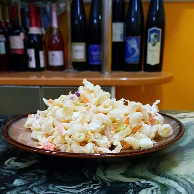 How To Make Delious Macaroni Salad