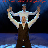 As if we never said goodbye.   Storytellers