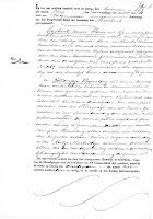 Ham, Gijsbert van der en Willempje Houweling Huwelijk 07-06-1832.jpg