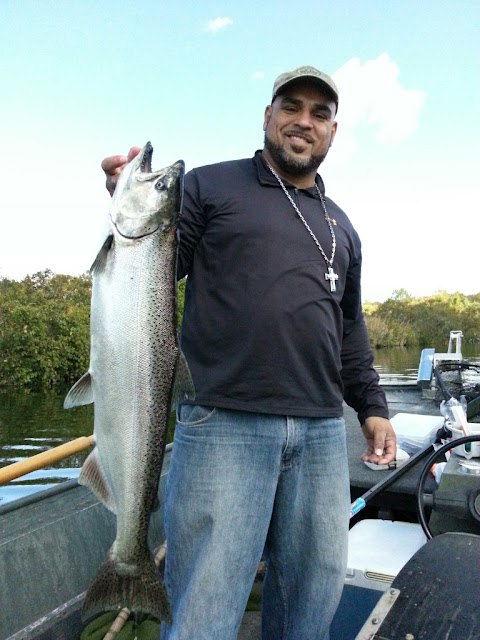 Michigan King Salmon Fishing Charters