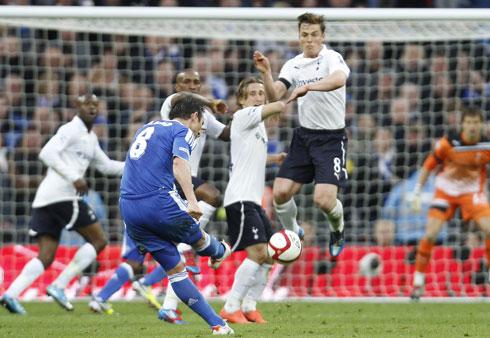 Frank Lampard, Chelsea - Tottenham Hotspur