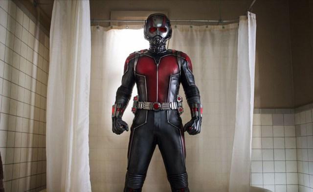 Ant-Man - 2015 En İyi Filmler
