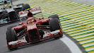 Felipe Massa's last race for Ferrari