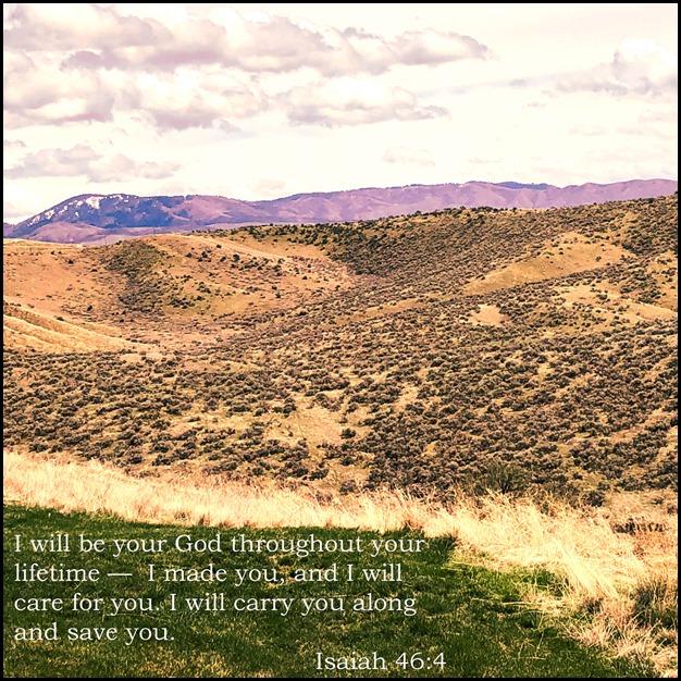 2108 Week 14 Isaiah 46v4