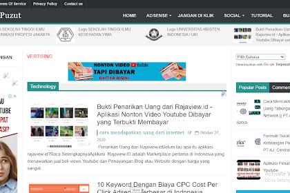 Download Template Blogger SEO Friendly Gratis Terkeren dan Terbaru - Tech Life Magazine Blogger Template