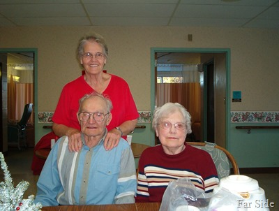 Willard Louise and Evelyn 2004