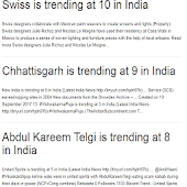 The Indian Subcontinent - News Across Subcontinent