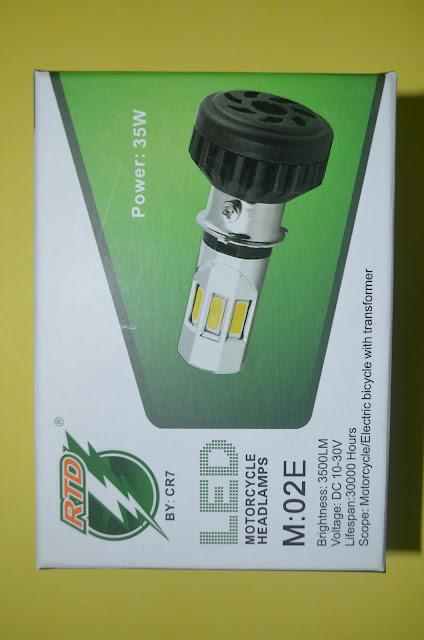 LED 6 SISI (bisa Hi Low)