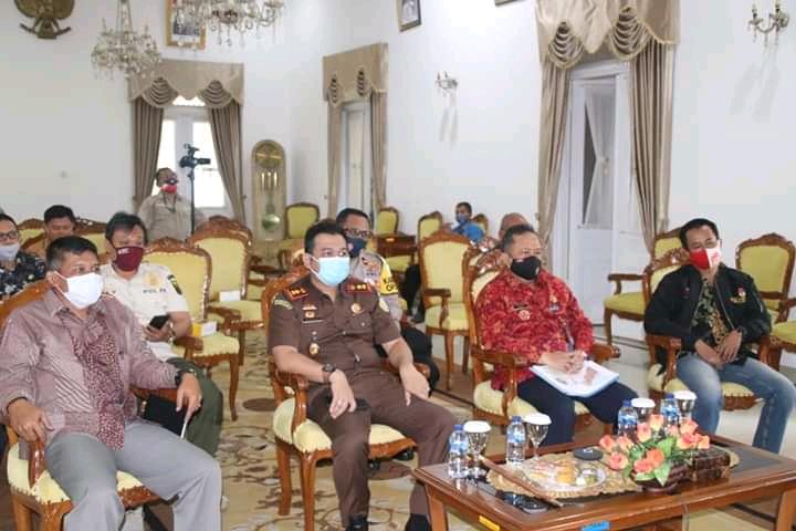 Mahfud MD Pimpin Rakor Anev Pilkada, Sukses Penyelenggaraan Pilkada Dan Prioritas Kesehatan