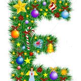 stock-vector-letter-e-christmas-tree-decoration-alphabet-7019860.jpg