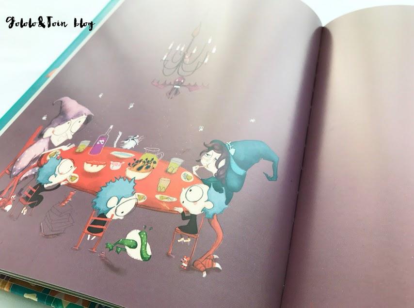 la-bruja-pocha-jaguar-libros-album-ilustrado-igualdad-corresponsabilidad-familia