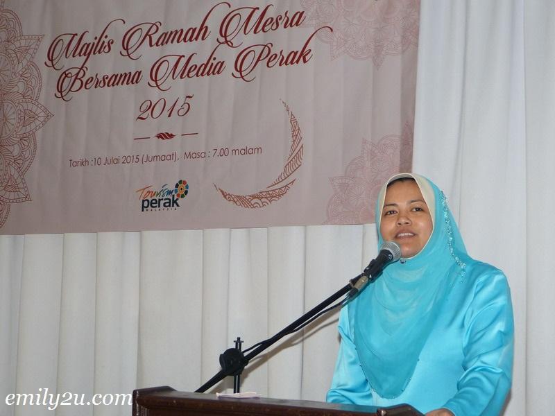 Tourism Perak Iftar With Media Perak