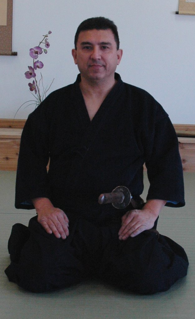 Various photos of instructors at Soseikan