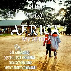 My Africa by GALBA, JOSEPH JASEF, JUDAISKY And JUSTICELEBRITY