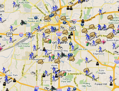 Data Returns to the SpotCrime Fort Worth, TX Map! | SpotCrime - The ...